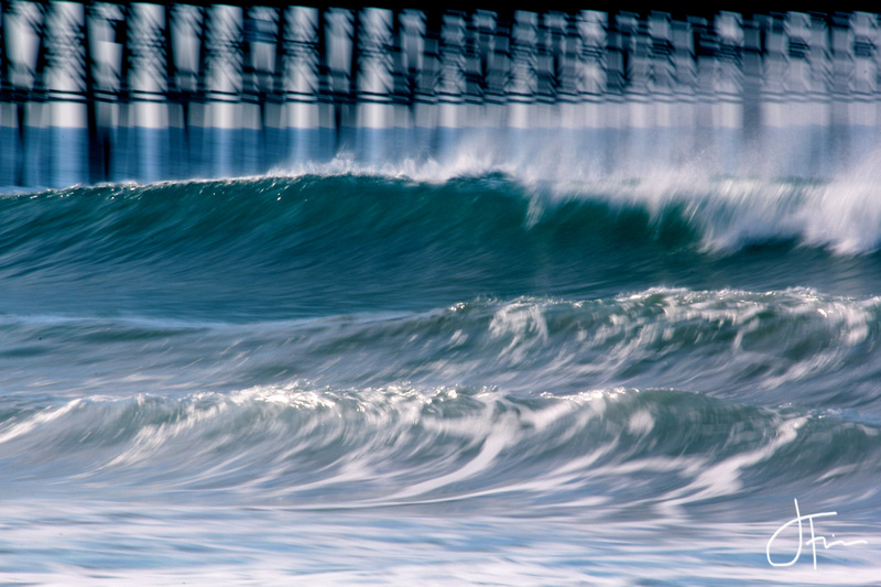 Oceanside Abstract